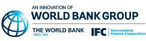 IFC and the world bank logo