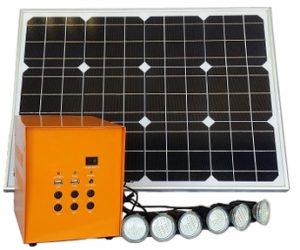 Savvy Solar Lighting Kit Slk6050